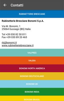 Bonomi Group apk screenshot