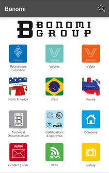 Bonomi Group poster