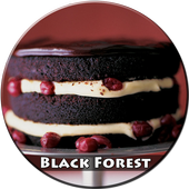 Black Forest Cake Recipes icon