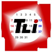 티엘아이(TLi) 캘린더 icon