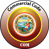 Commercial code icon