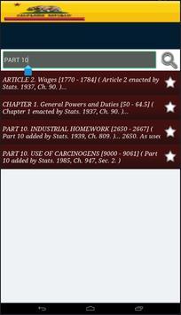 California labor laws apk screenshot