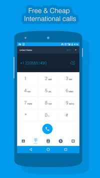 Free International Calls apk screenshot
