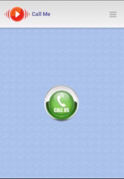 voicesnap call me - FoS apk screenshot