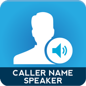 Caller Name Talker & Speaker icon