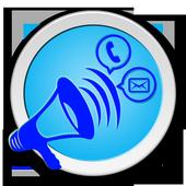 SMS/NAME ANNOUNCER icon