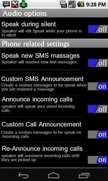 Clear Name Caller Announcer apk screenshot