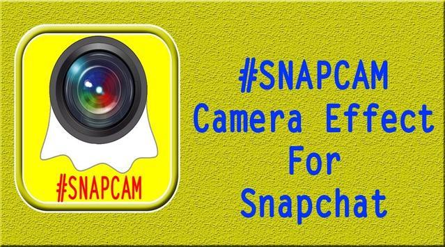 SnapCam - Camera Effect poster