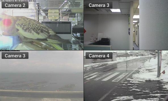 Viewer for Mobotix cameras apk screenshot