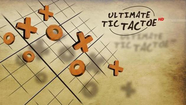 TicTacToe Secret to Play poster