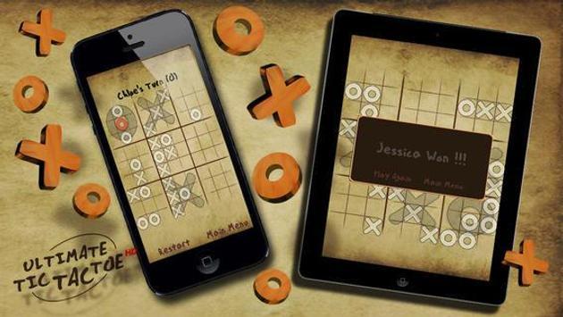 TicTacToe Secret to Play apk screenshot
