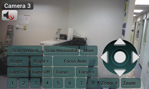 Cam Viewer for Swann cameras poster