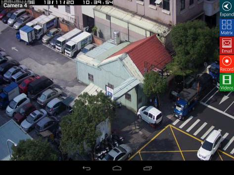 Cam Viewer for Cisco cameras apk screenshot