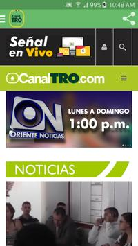 Canal TRO poster