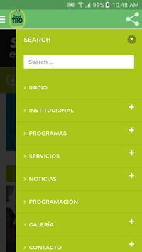 Canal TRO apk screenshot