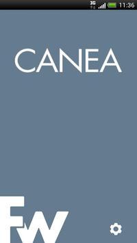 CANEA poster