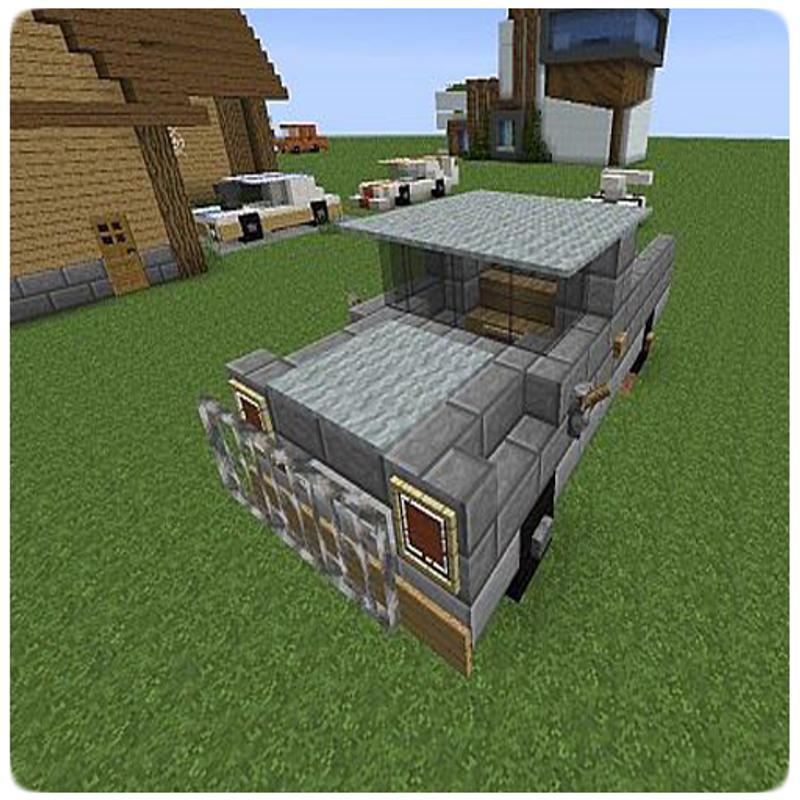My Design Mod Apk: Car Mods For Minecraft PE APK Download