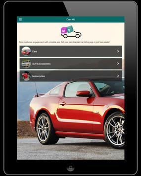 Cars 4U apk screenshot