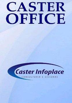 Caster Office Mobile poster