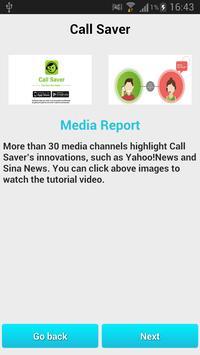 Call Saver apk screenshot