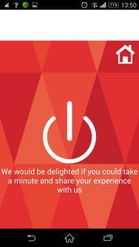 CC CART Customer feedback app apk screenshot