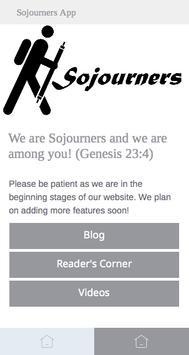 Sojourners App apk screenshot