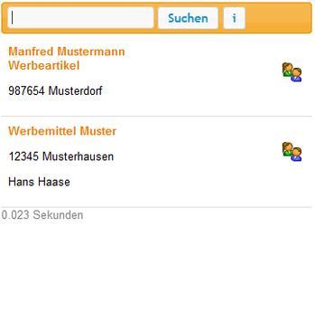 CDH m-Info apk screenshot