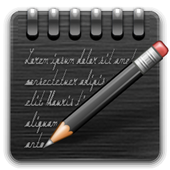 xNotes Secure Notepad icon