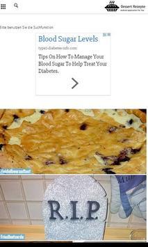 Dessert Rezepte - Tausende apk screenshot