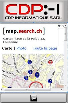 CDP Informatique Sàrl - Inform apk screenshot