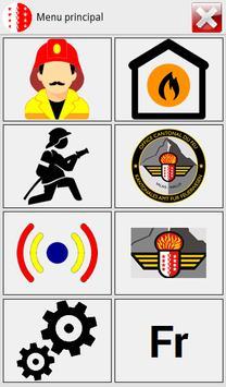 VS-Fire TEST poster