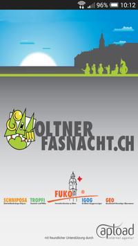 Oltner Fasnacht poster