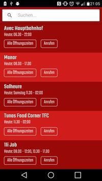 Solothurner Öffnungszeiten poster