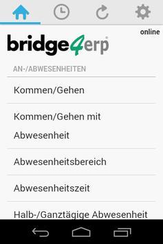bridge4erp Touch Client poster