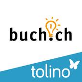 buch.ch mit tolino icon