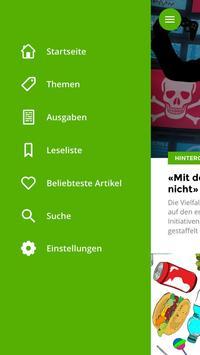 Magazin Greenpeace Schweiz apk screenshot