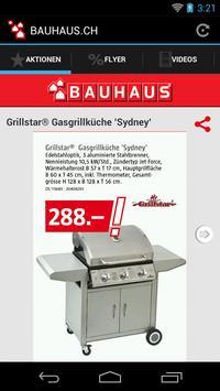 BAUHAUS.CH poster