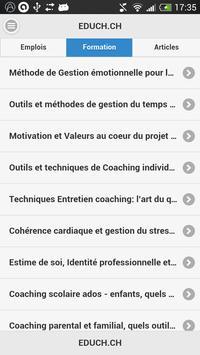 EDUCH.CH apk screenshot