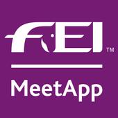 FEI MeetApp icon