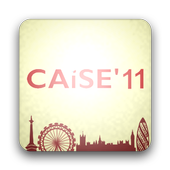CAiSE'11 icon