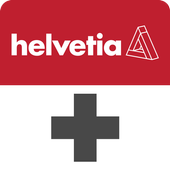 Helvetia Notfall Applikation icon
