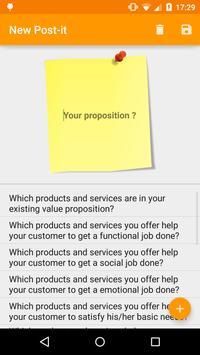 Value Proposition Canvas apk screenshot