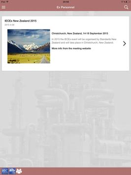 IECEx Personnel Certificates apk screenshot