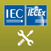 IECEx Service Certificates icon