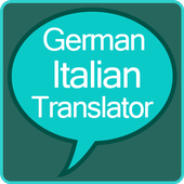 German to Italian Translator icon