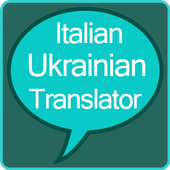 Italian Ukrainian Translator icon