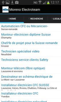 Moreno ElectroTeam apk screenshot