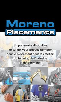 Moreno Placements poster