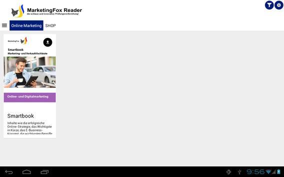 MarketingFox Reader poster