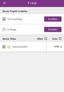 Ting On: Termine finden apk screenshot